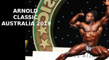 ARNOLD CLASSIC AUSTRALIA 2019