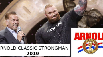 Arnold Classic Strongman 2019