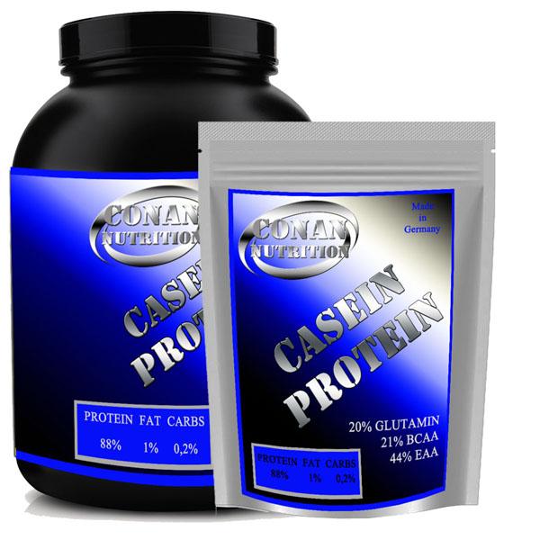 CONAN NUTRITION CASEIN PROTEIN 600