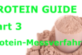 Protein Guide Part 3