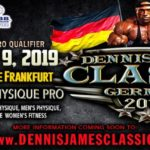Dennis James Classic Germany 2019