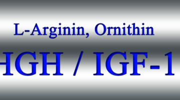 L-Arginin und Ornithin