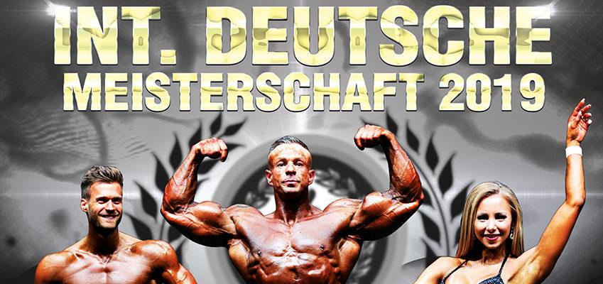 Int. Deutsche Meisterschaft 2019