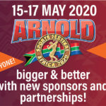 ARNOLD SPORTS FESTIVAL AFRICA 2020