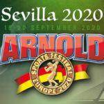 ARNOLD SPORTS FSTIVAL EUROPA 2020