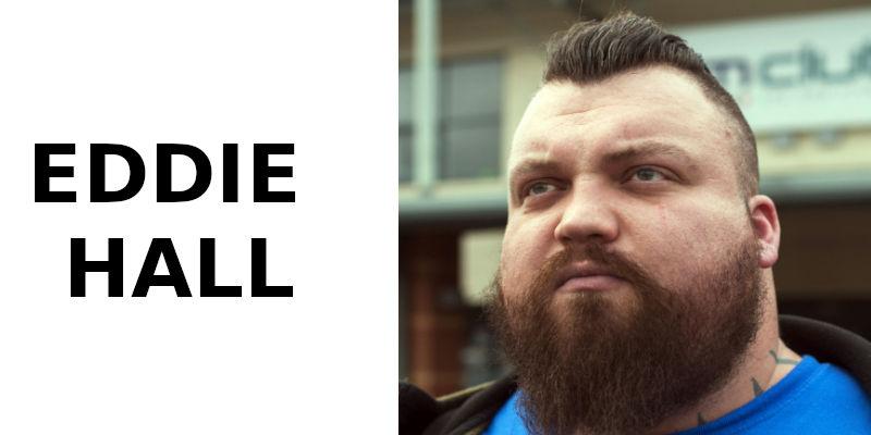 Hall Eddie