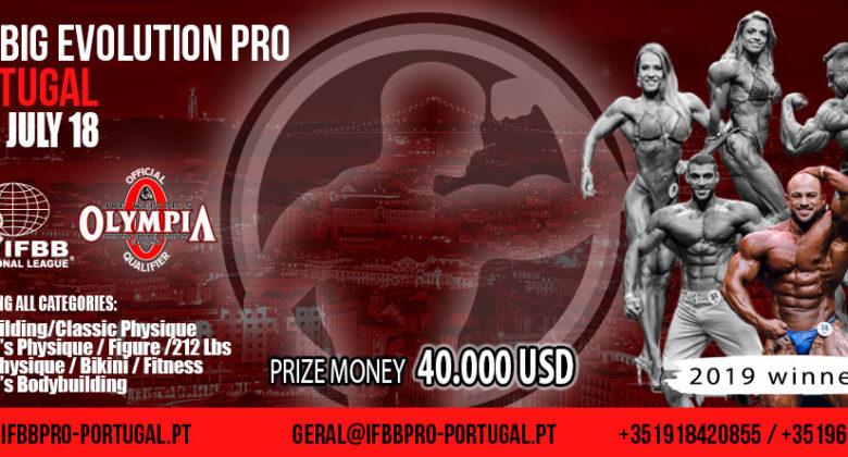 IFBB PORTUGAL PRO 2021