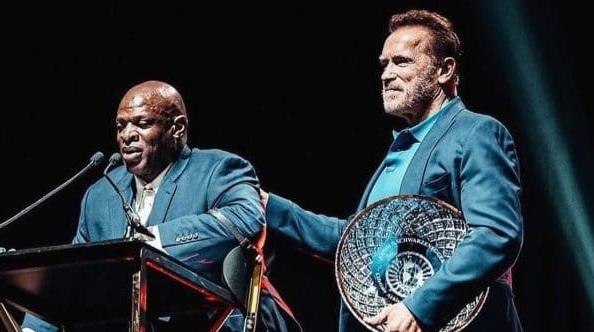 Ronnie Coleman Arnold Classic Lifetime Achievement Award